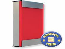 Briefkasten Keilbach glasnost.glass.red 07 1120