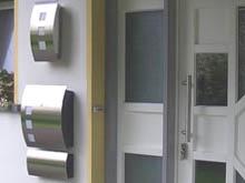 briefkasten cmd new design 46 edelstahl. Black Bedroom Furniture Sets. Home Design Ideas